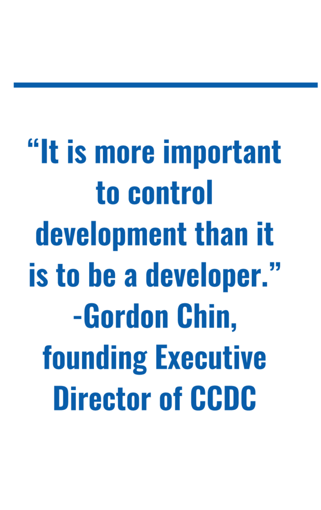 Gordon Chin quote